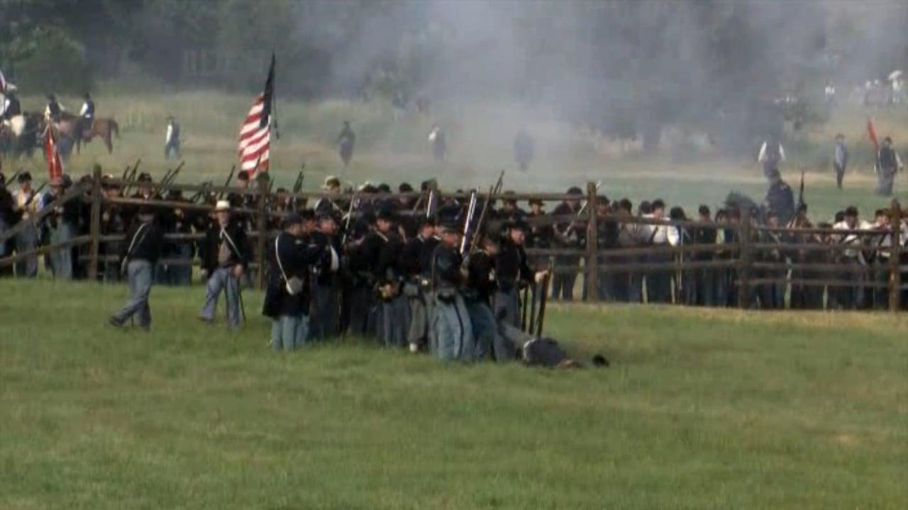 Gettysburg:  The Decisive Battle