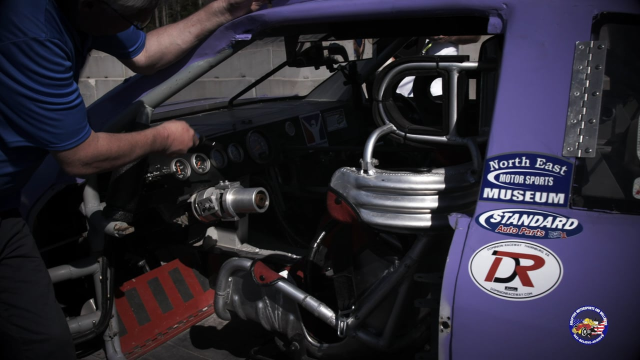 Adaptive NASCAR